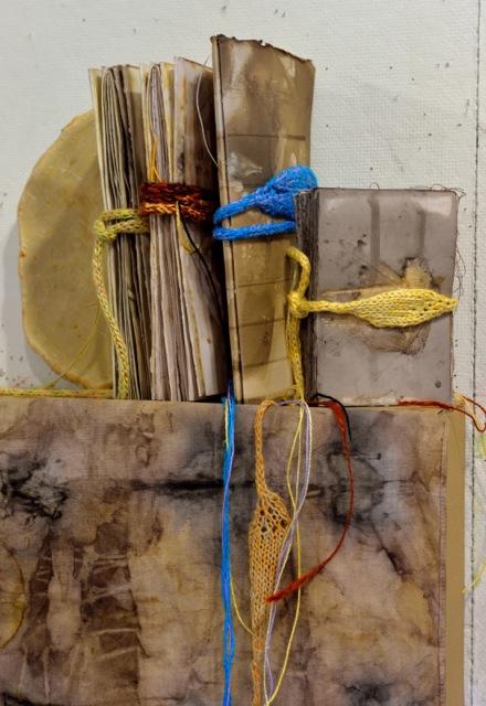 'Studio Shelf' by Brece Honeycutt (photo Douglas Baz)