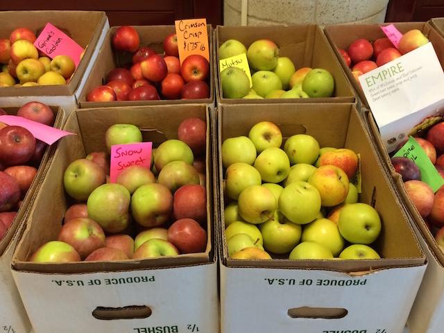 Berkshire Grown Apples