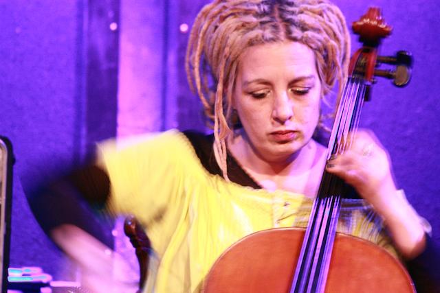 Melora Creager (photo Seth Rogovoy)