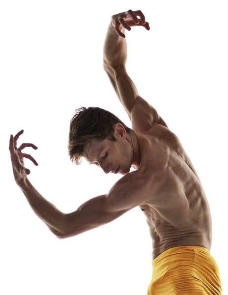 Darren Devaney OF Ballet BC (photo Michael Slobodian)