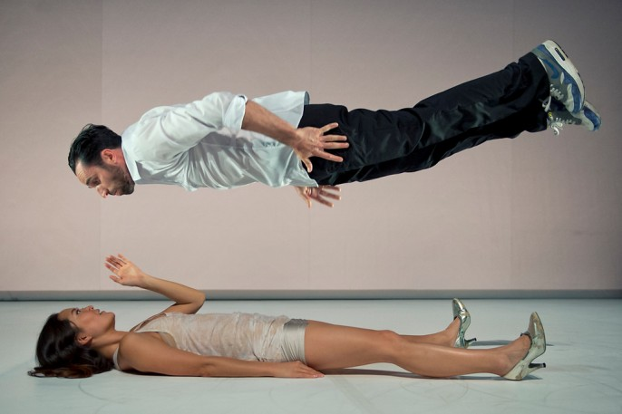 Honji Wang and Sébastien Ramirez in 'Monchichi' (photo Nika Kramer)