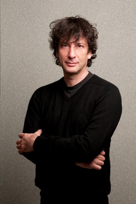 Neil Gaiman (photo Kimberly Butler)