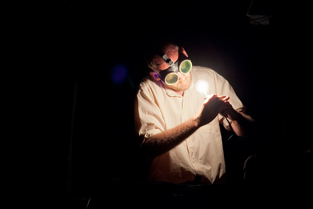 Scene from 'The Light Years' (photo  © Vassar & New York Stage and Film / Buck Lewis)