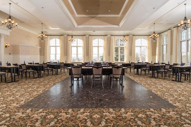 Cranwell Mansion Ballroom