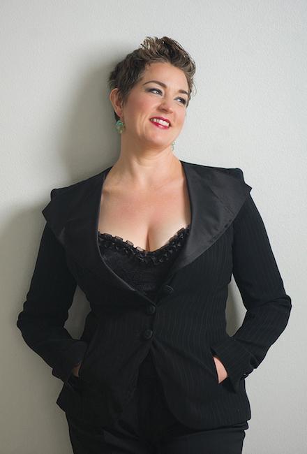 Soprano Melody Moore (photo Chip Gillespie)
